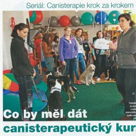 NEO in the magazin Psi kusy
